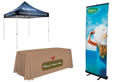 SHOP TRADE SHOW DISPLAYS